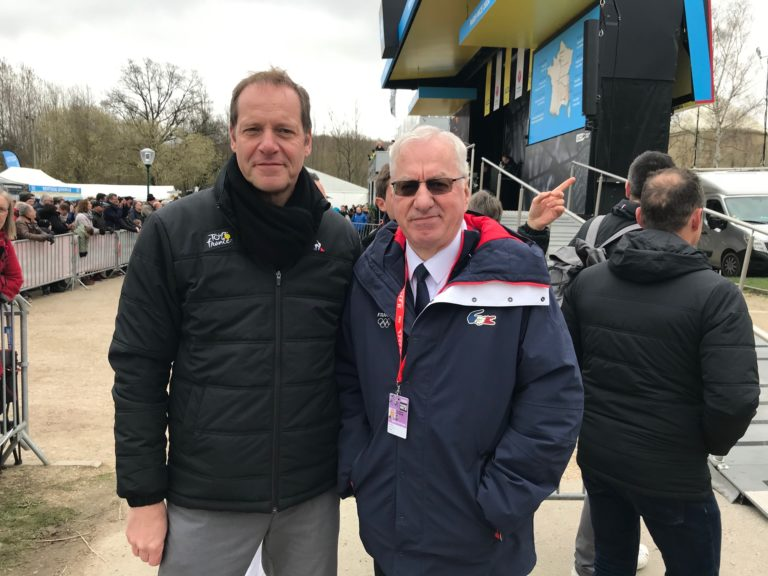 Christian PRUDHOMME et Jean-Pierre MOUGIN